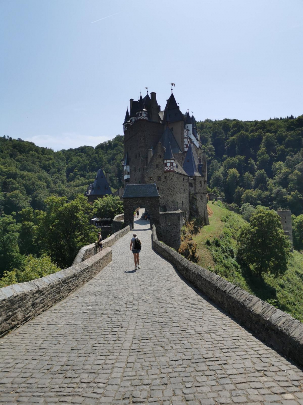 Machen Sie einen Ausflug zur Burg Eltz